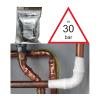 Sinco G RepairTape - Hochfeste Rohrreparaturbandage