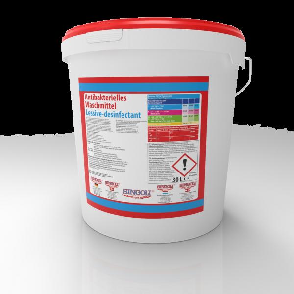 Antibakterielles Vollwaschmittel